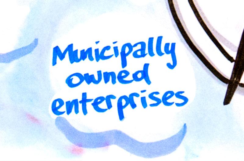Notă de Poziție  Cu privire la amendamentul la lege prin care Întreprinderile de Stat și Municipale sunt obligate să se conformeze legislației achizițiilor publice